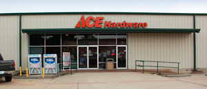 Walker County Ace Hardware Storefront